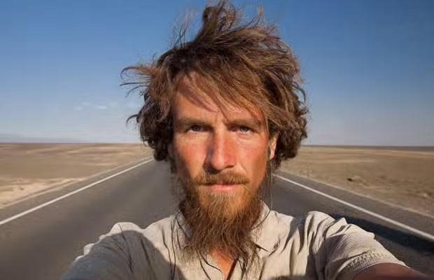 Christoph Rehage, o homem que não para de andar pelo mundo.