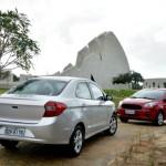 Ford lança oficialmente os modelos Hatch e Sedã da linha Novo Ka