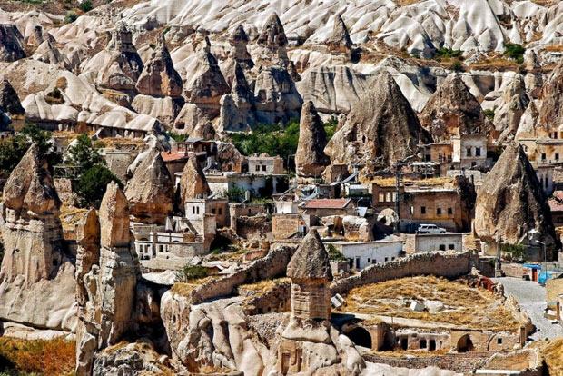 15) Göreme, Turquia