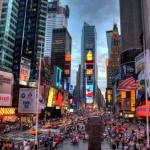 NYC em Slow Motion