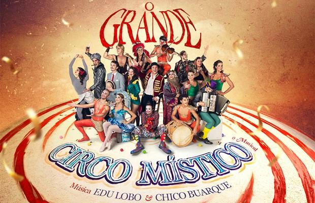 Musical 'O Grande Circo Místico' estreia em São Paulo