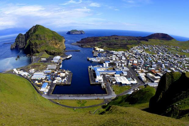 Vestmannaeyjar-Islandia