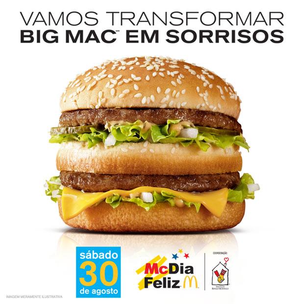 Big Mac Sorrisos