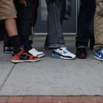 Mulheres julgam homens pelos calçados que usam, diz pesquisa.