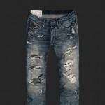 Aprenda a usar um jeans detonado