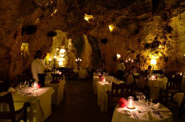 Ali Barbour's Cave