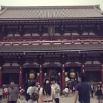 Uma semana em Tokyo