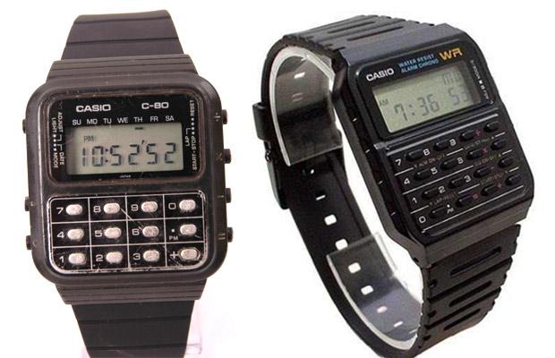 Casio Relógio Calculadora