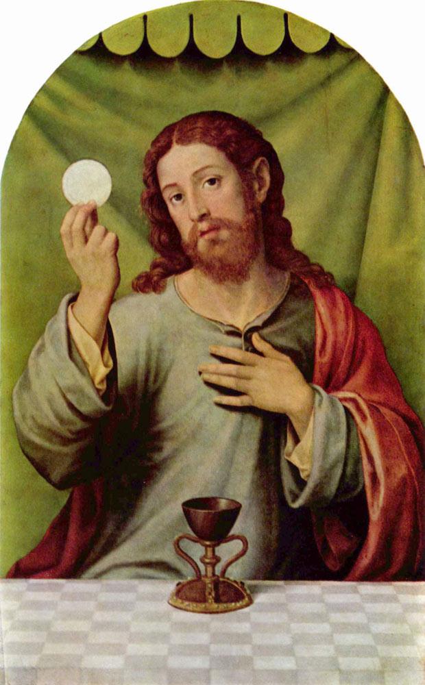 Pão e Vinho - Jesus