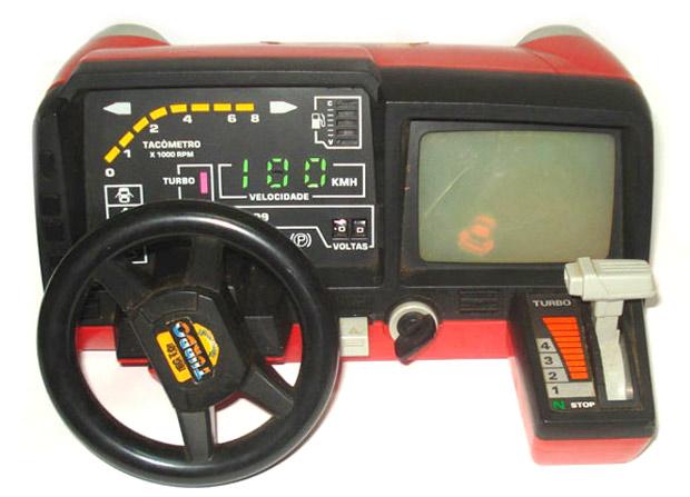Turbo Vídeo Driver Tec Toy