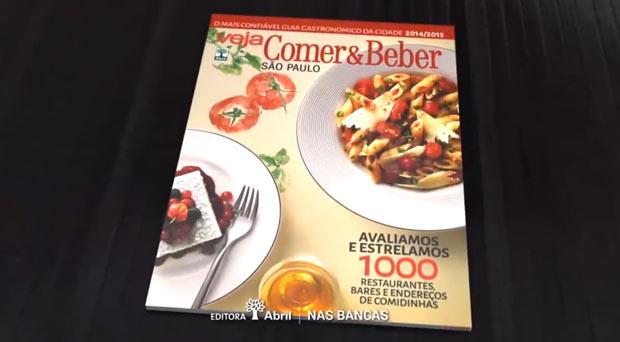 Veja Comer & Beber São Paulo