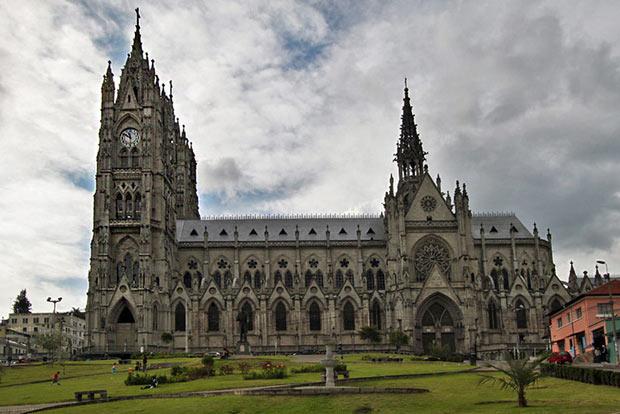 Basílica do Voto Nacional