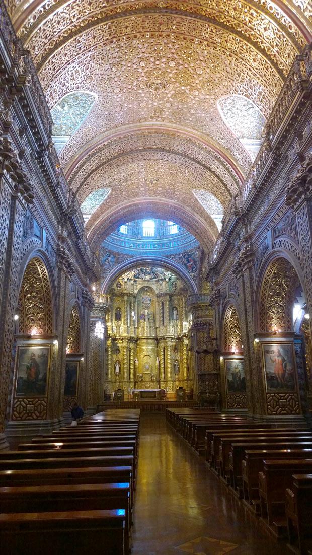 Igreja Quito
