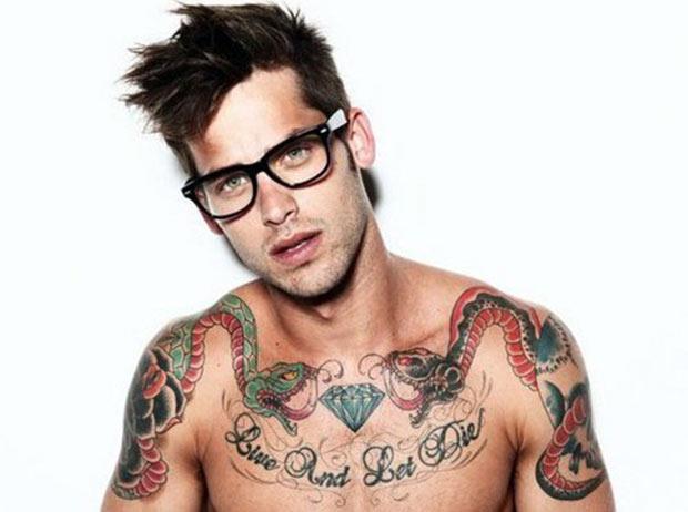 Tatuagem Masculina