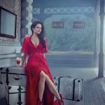 Calendário Campari - Eva Green