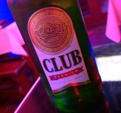 Degustação: Club Premium (Equador)
