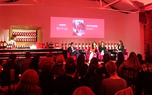 Evento de Lançamento do Campari 2015