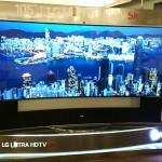 LG lança TV Ultra HD Curva de 105 polegadas e resolução 5K no Brasil