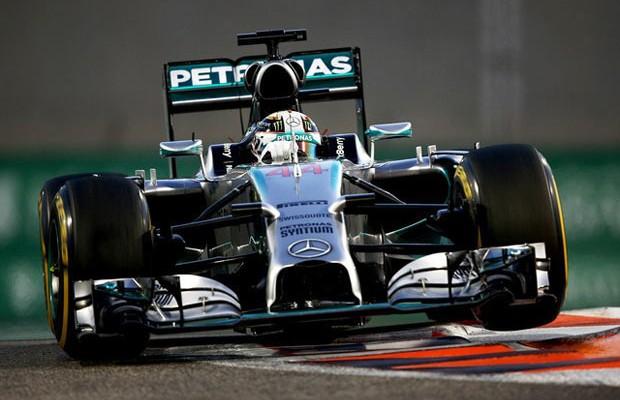 Hamilton vence e é bicampeão da Fórmula 1
