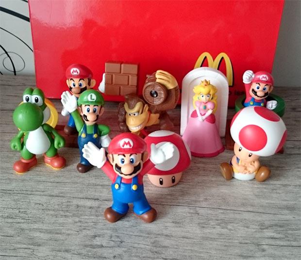 McLanche Feliz do Super Mario