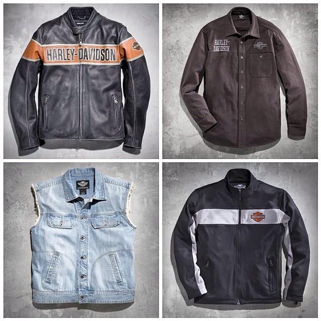Para os fãs de Harley-Davidson.