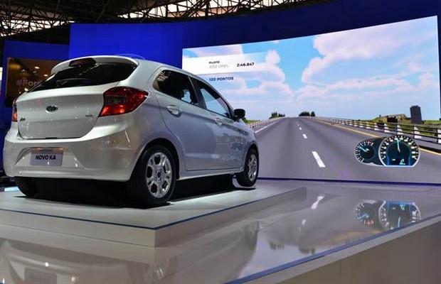 Simulador da Ford