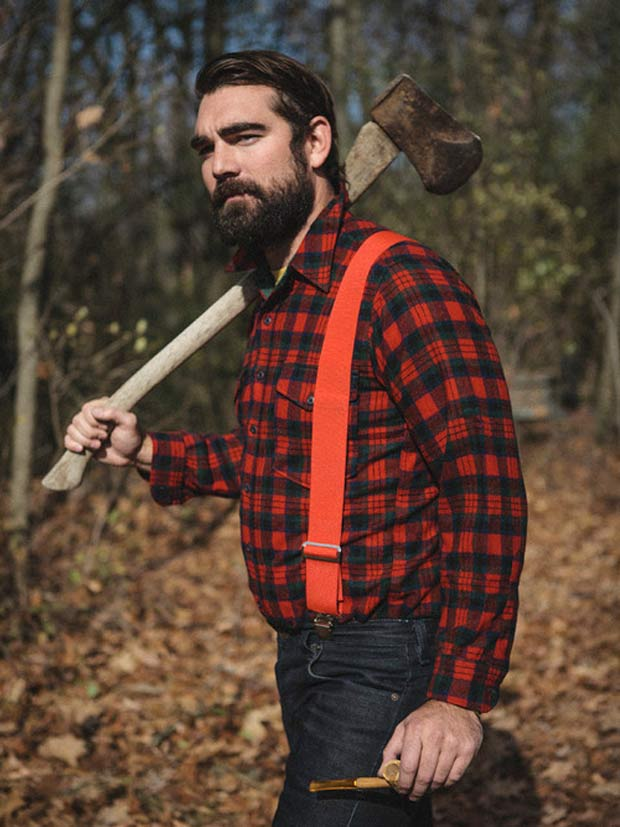 Lumberjack-estilo