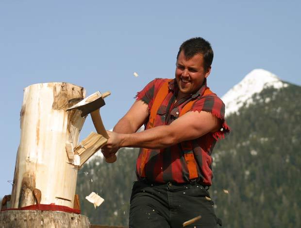 Lumberjack-trend