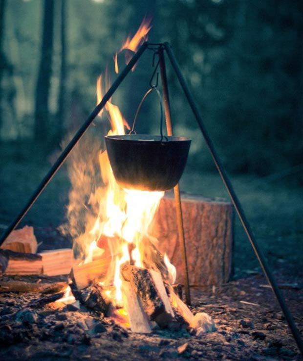 fogo-acampamento