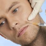 Homem também pode usar Botox