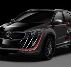 Kia lança versão especial de carro inspirado em X-Men
