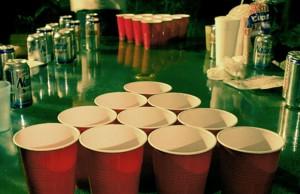 Como jogar Beer Pong