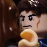 Cinquenta Tons de Cinza versão LEGO