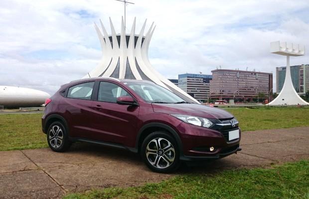 Dirigimos o Novo Honda HR-V