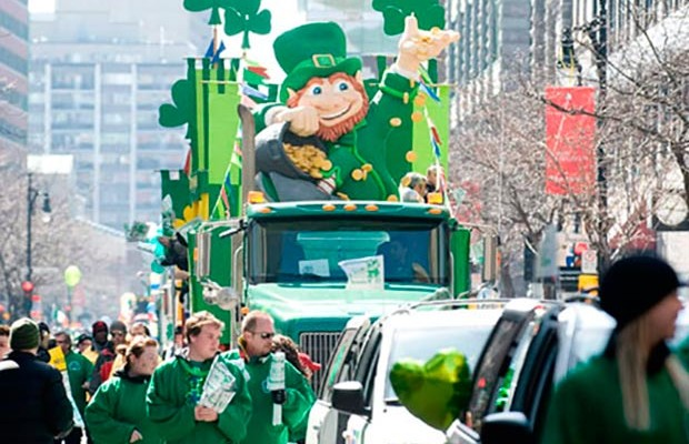 Historias de adultos de St patricks day