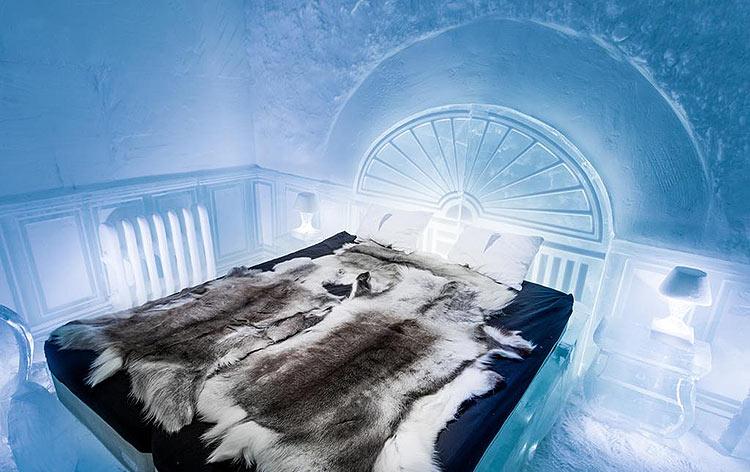 icehotel-Jukkasjärv