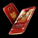Samsung lança Galaxy S6 Edge do Homem de Ferro