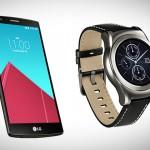 LG G4 e Smartwatch