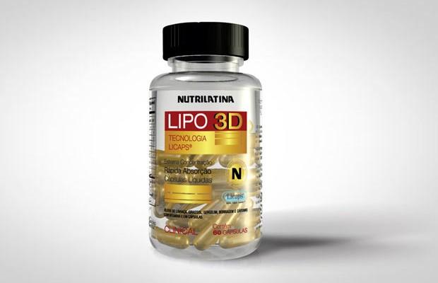 Lipo 3D - Nutrilatina