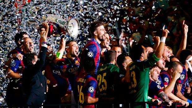 Barcelona UEFA