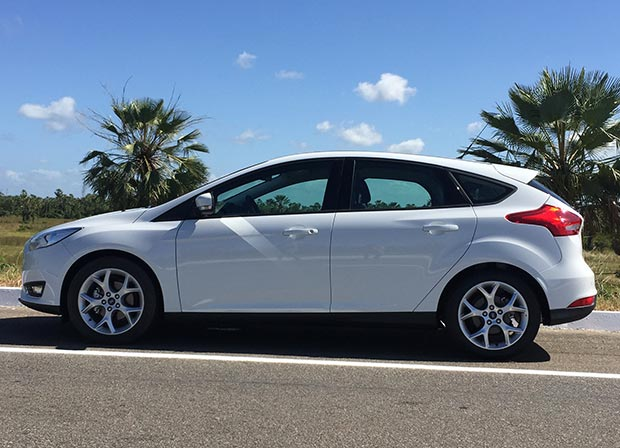 Novo Focus Hatch 2016
