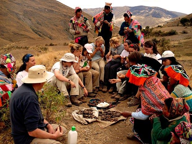 Peru - Idioma