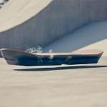 """Lexus cria um """"Hoverboard"""" que realmente funciona!"""