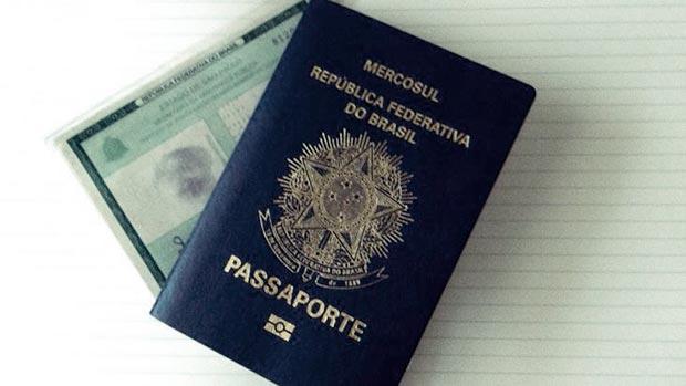 rg passaporte