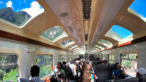 Trem Machu Picchu
