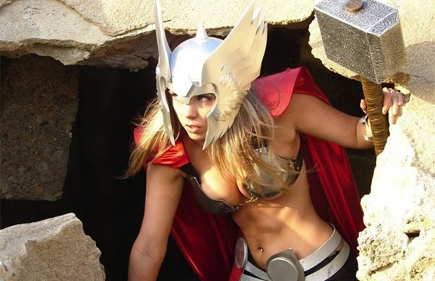 Sexy Cosplayers