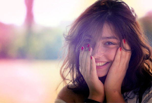 Resultado de imagem para o sorriso da mulher