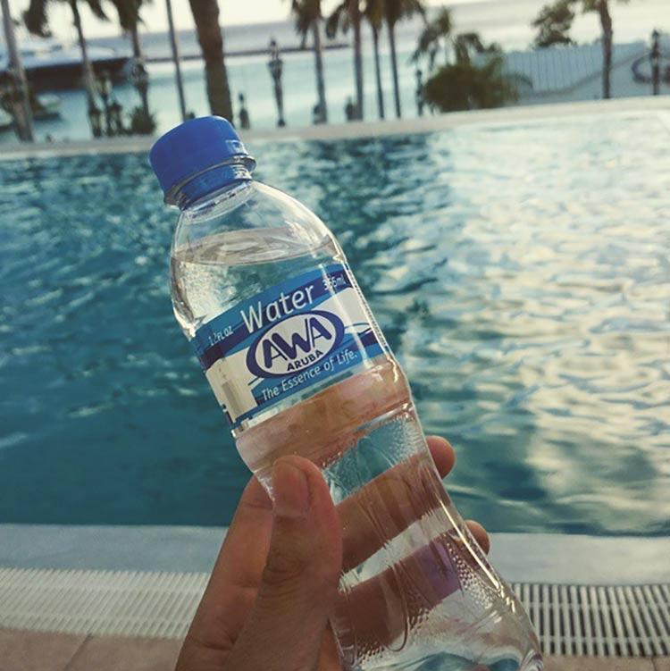 água aruba