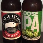 Degustação: Honker's Ale e IPA [Goose Island]