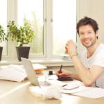 5 dicas de como ser mais produtivo trabalhando em casa